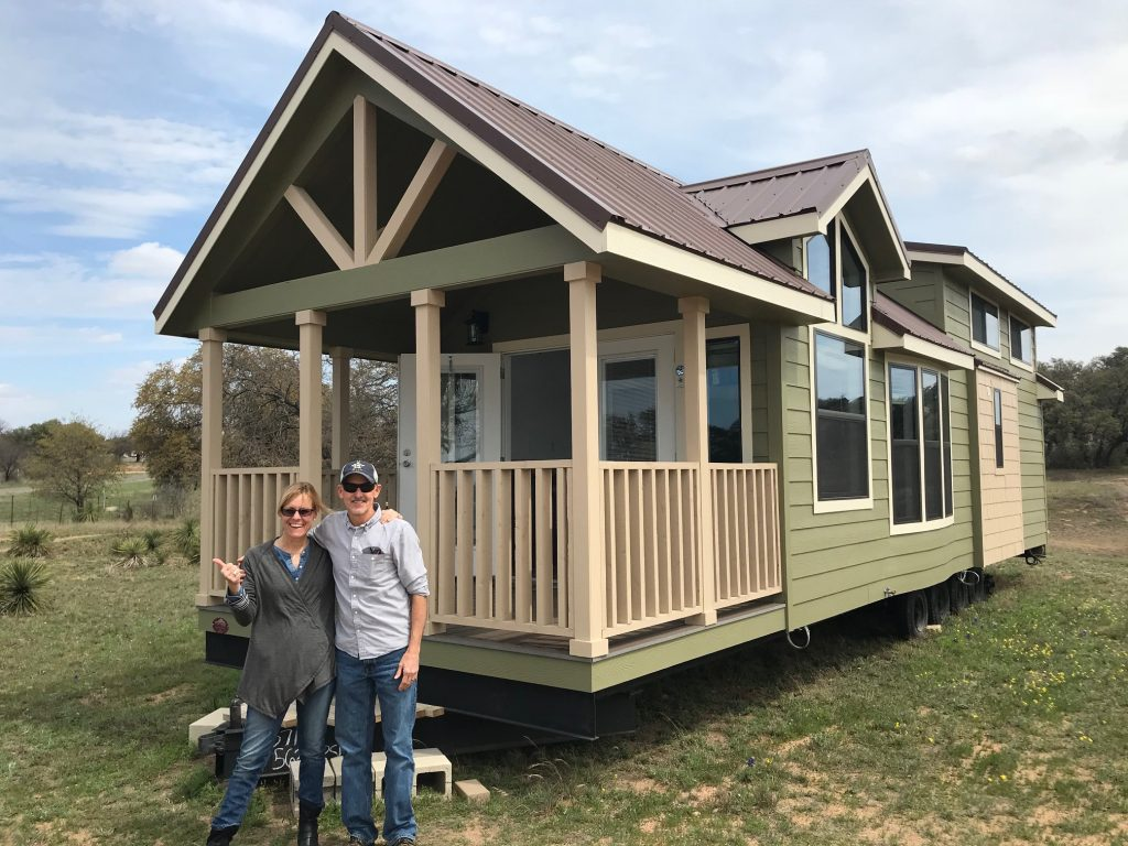 Jeff Lancaster Tiny Home Buyer
